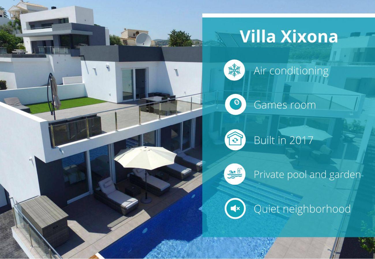 Villa in Moraira - Villa Xixona