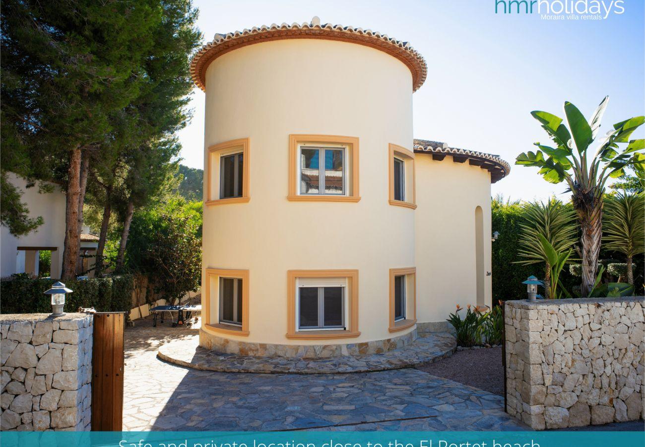 Villa in Moraira - Villa Zaccori