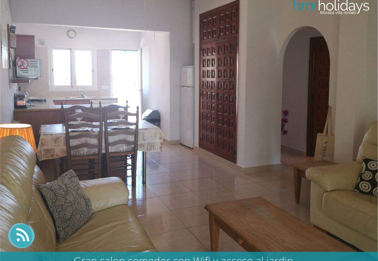 Apartment in Moraira - Casa Jaime