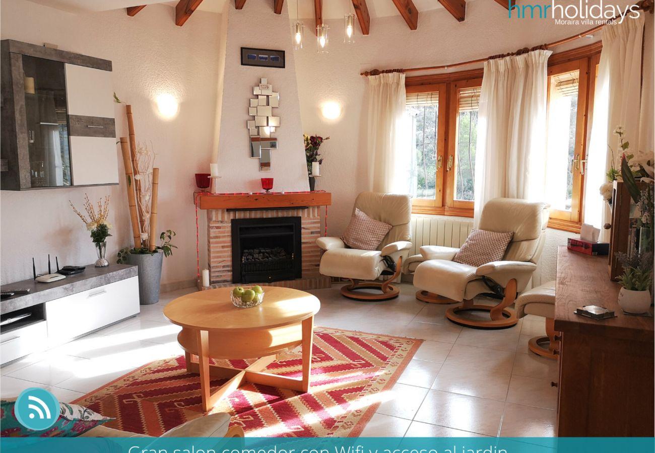 Villa in Benitachell - Villa Vista Portet