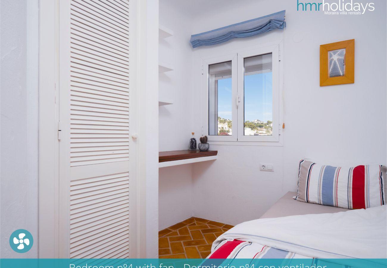 Apartment in Moraira - Penthouse Sea Esta
