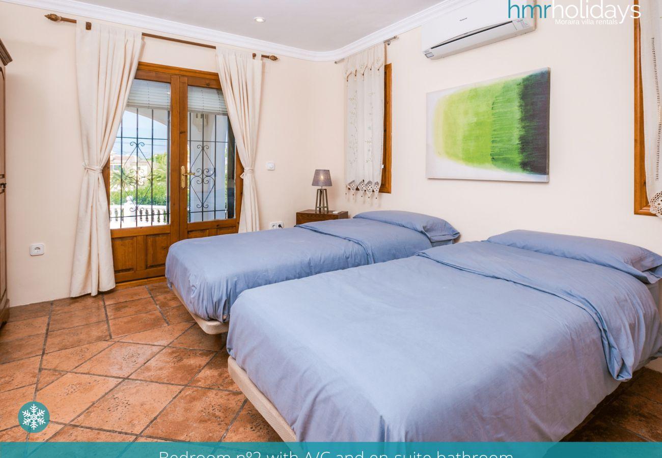 Villa in Moraira - Villa Talia